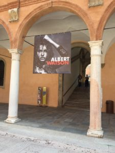 Albert Watson a Palazzo dei Pio a Carpi 2018